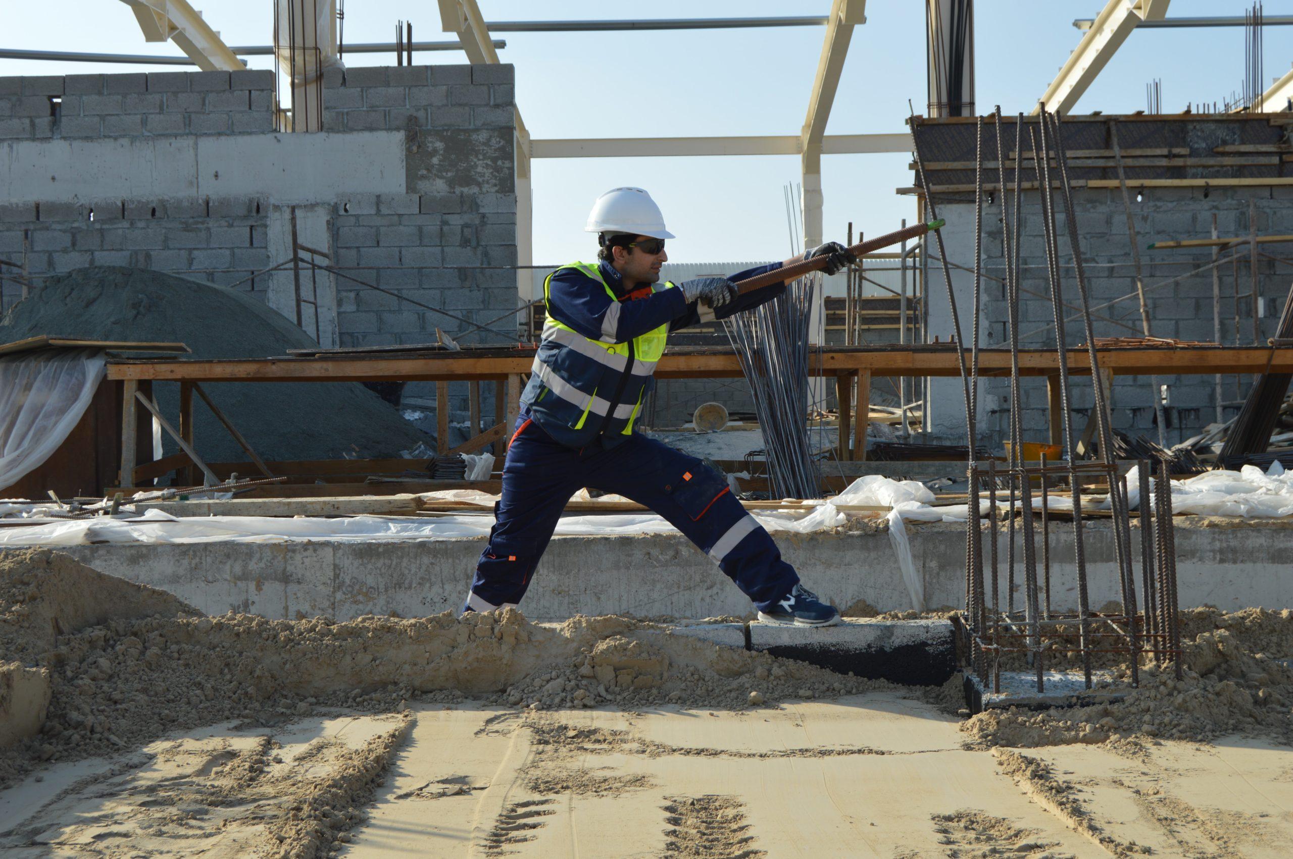 Lifting and Jacking Construction San Francisco