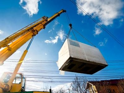hydraulic lifting equipment portland