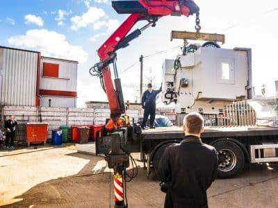 hydraulic lifting equipment operation san francisco