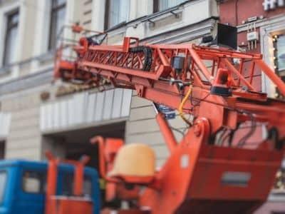 renting hydraulic lifting equipment portland